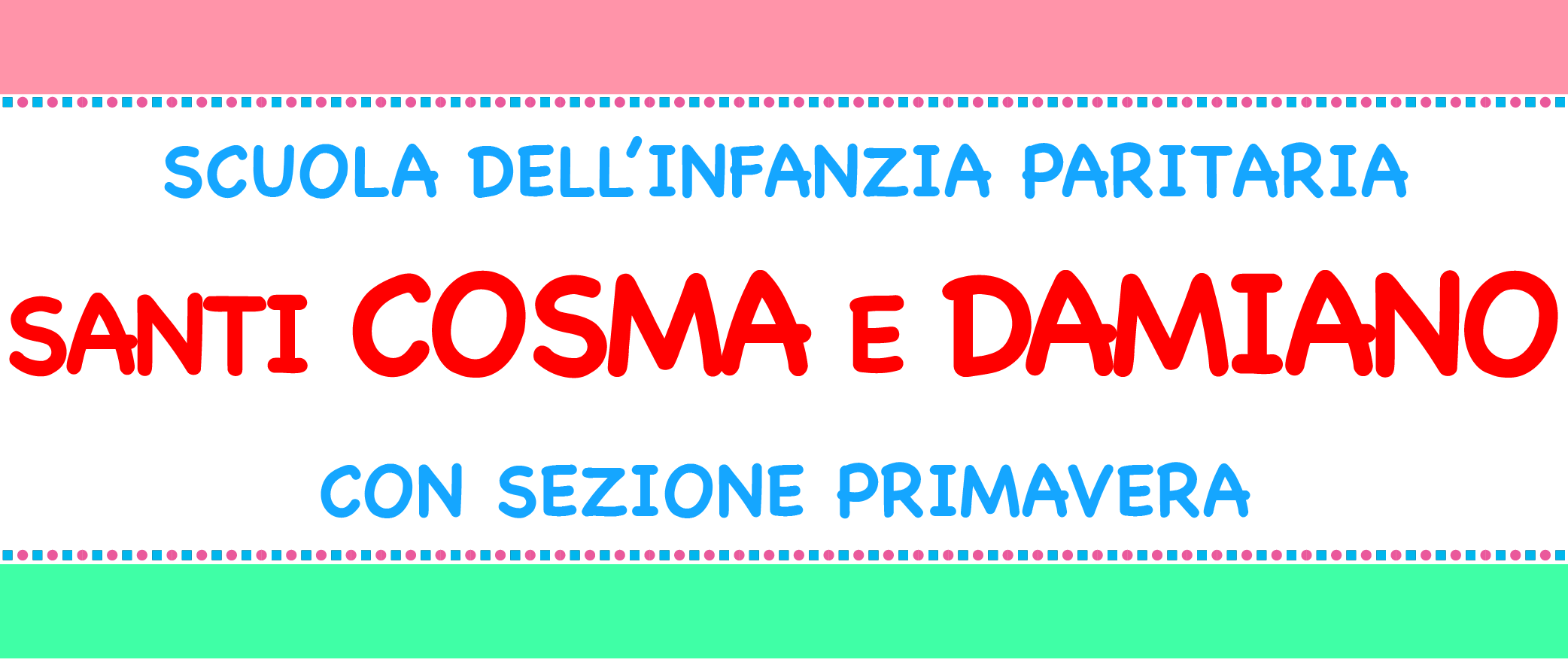 Scuola Infanzia San Cosma Logo